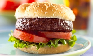 Do-B's: Beefburger Meal for One, Two, or Four with Sides and Drinks at Do-B's (Up to 55% Off)