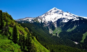 2-night Stay In A Deluxe Log Cabin, Deluxe Condo, Or Lodge Room At Cooper Spur Mountain Resort In Mount Hood, Or