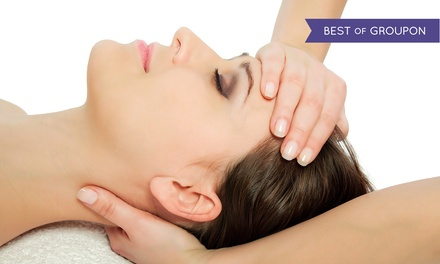 Up to 69% Off Massage Services