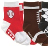 BabyLegs Baby and Toddler Sport-Themed Socks and Legwarmers