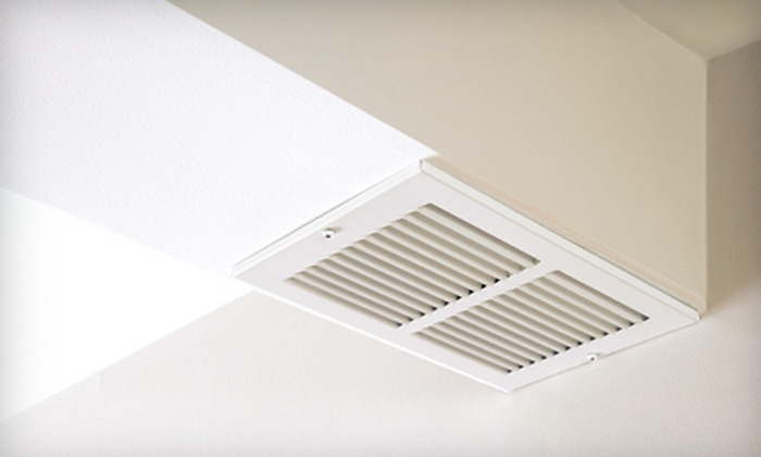 ProSteamers - Park On Florence: Air-Duct Cleaning for Up to 10 Vents or a Whole House from ProSteamers (76% Off)