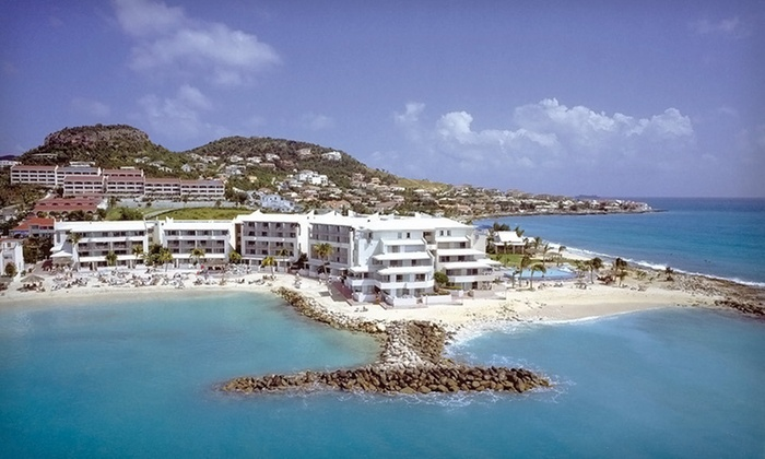 Flamingo Beach Resort - St. Maarten: Three-, Four- or Five-Night Stay at Flamingo Beach Resort in St. Maarten