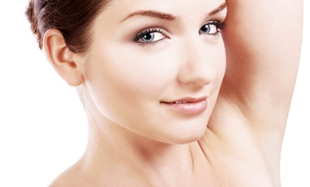 Six Laser Hair-Removal Treatments on a Small, Medium, or Large Area at Gentle Touch Lasers (Up to 82% Off)