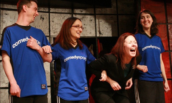 The ComedySportz Theatre - Lakeview: Six-Week Introduction to Improv or Stand-Up Course at The ComedySportz Theatre (Up to 60% Off)