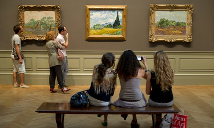 The Metropolitan Museum of Art - Central Park: $18 for Admission for One to The Metropolitan Museum of Art (Up to $25 Value)