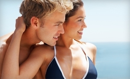 6 Laser Hair-Removal Treatments on a Small Area - Indulgences by Body Bronze in Little Rock