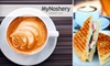 Noshery Gourmet Café - North Philadelphia West: $7 for $15 Worth of Classy-Cool Sandwiches, Salads, Sushi, and More at Noshery Gourmet Café