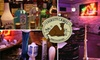 Thirsty Camel - Downtown Fort Wayne: $10 for $20 Worth of Buffalo Wings, Homemade Hamburgers, Beverages, and More at Thirsty Camel