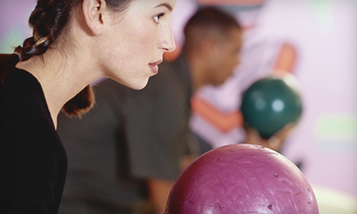 Arnold's Bowling Center - Upper Providence: Bowling and Pizza Packages for Two, Four, or Six at Arnold's Bowling Center in Oaks (Up to 56% Off)