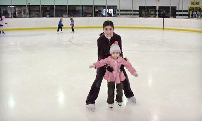 Hampton Roads IcePlex - 2: Group Ice-Skating Outings for 2, 4, 6, or 10 at Hampton Roads IcePlex in Yorktown (Up to 60% Off)