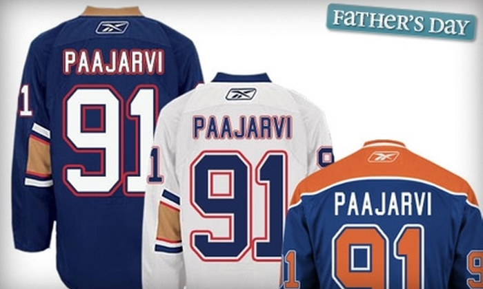 Game On Sports - Multiple Locations: $25 for $50 Worth of Sports Apparel and Memorabilia at Game On Sports