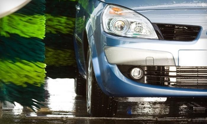 Champion Car Wash & Detailing - Farmington: $19 for Four Champion Car Washes at Champion Car Wash & Detailing in Farmington Hills ($39.96 Value)