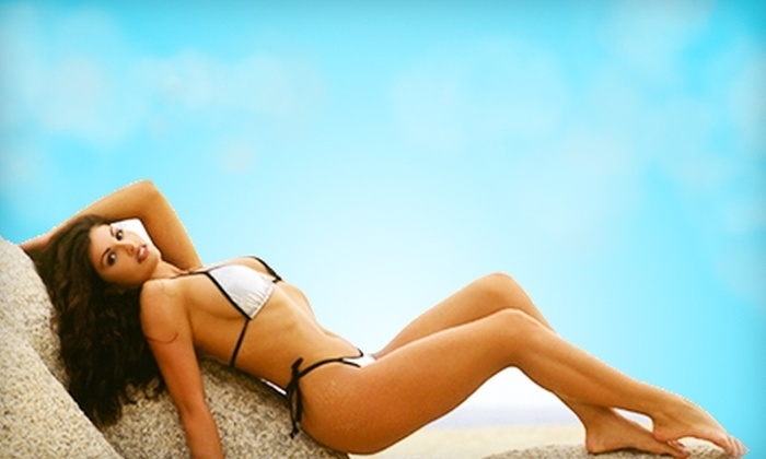 Afterglow Tan & Spa - Poway: $40 for $100 Worth of Services at Afterglow Tan & Spa in Poway