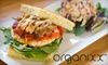 Organixx -  Closed - LoDo: $9 for $18 Worth of Healthy Food and Drink at Organixx