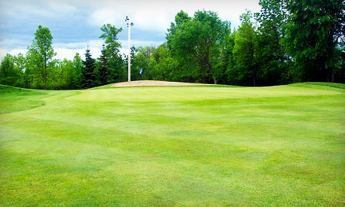 Thunderbird Sports Centre - Kanata Lakes - Marchwood Lakeside - Morgan's Grant - Kanata: $20 for Nine Holes of Golf for Two at Thunderbird Sports Centre in Kanata (Up to $41 Value)