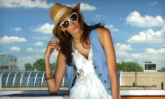 Blue Elephant - Austin: $25 for $50 Worth of Designer Apparel, Accessories, Beauty Products, and More at Blue Elephant