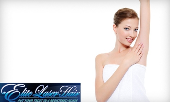 Elite Laser Hair - Stony Brook: $95 for One Hydrafacial or Microdermabrasion Package from Elite Laser Hair in Stony Brook