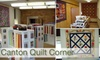$10 for Supplies at Canton Quilt Corner