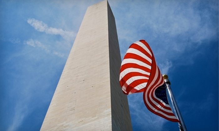 Get America Tours - Manhattan: $149 for Two-Day Trip to Washington, D.C. and Philadelphia from Get America Tours