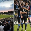 San Jose EarthQuakes - Santa Clara: $20 for a Supporters Section Ticket to a San Jose Earthquakes Playoff Game, and Official Tottenham Partnership T-Shirt ($40 Value).