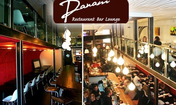 Panam - Castro: $20 for $40 Worth of French Fusion and Flair at Panam