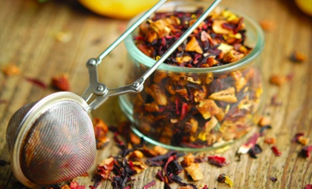 $30 Groupon to Tea District - Tea District in