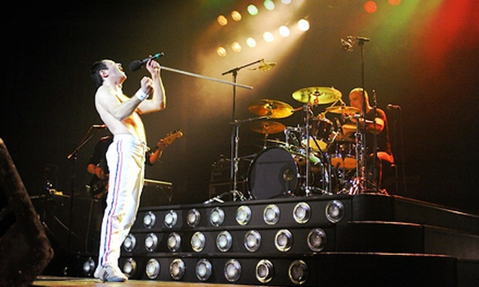 """One Night of Queen"" - New Brunswick: ""One Night of Queen"" Tribute Concert at State Theatre on April 7 (Up to 51% Off). Two Seating Options Available."