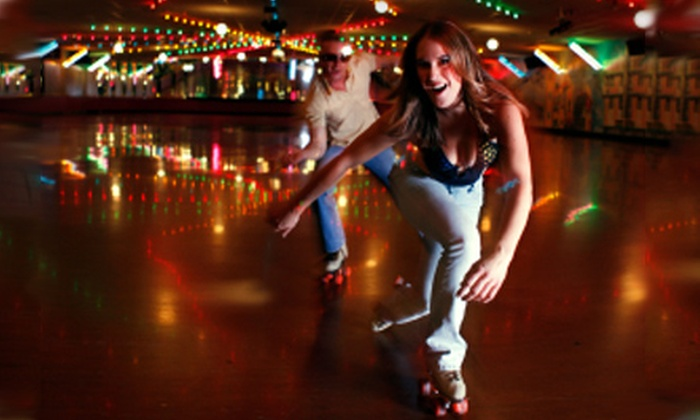 Skylite Roller Skating Center - Webster Square: $8 for Skating for Two at Skylite Roller Skating Center (Up to $16 Value)