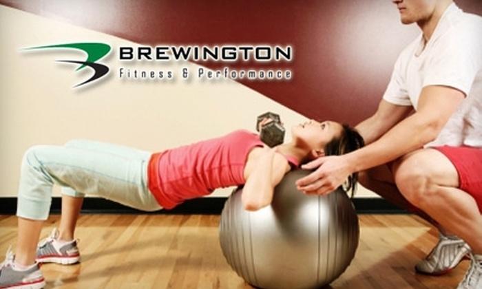 Brewington Fitness & Performance - Del Norte: $29 for Two Training Sessions at Brewington Fitness & Performance ($180 Value)
