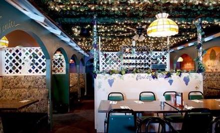 $20 Groupon to Cannataro's Italian Restaurant - Cannataros Italian Restaurant in Chino