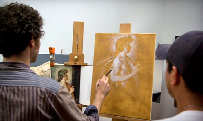 The Teaching Studios of Art - Williamsburg: Hands-On Art Classes at The Teaching Studios of Art in Brooklyn (Up to 69% Off)