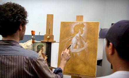 1 Art Class (a $40 value) - The Teaching Studios of Art in Brooklyn