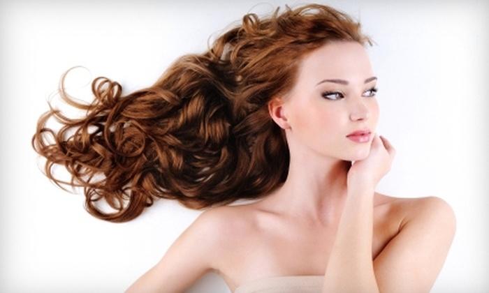 Salon DaVinci - Anchorage: $20 for $50 Worth of Hair and Facial Services at Salon DaVinci