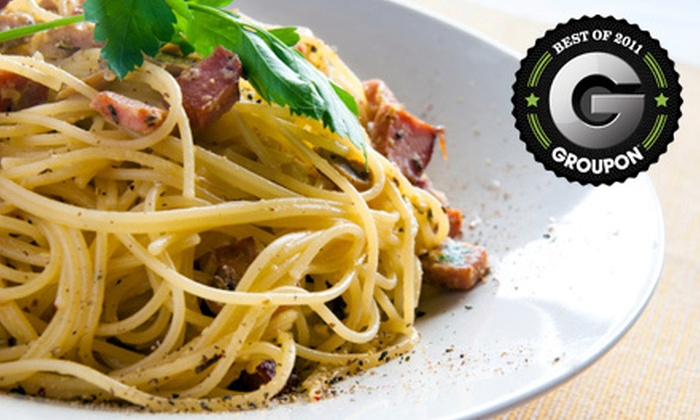 Il Piccolino Ristorante - Ottawa: Italian Dinner with Desserts for Two or Four or $10 for $20 Worth of Lunch at Il Piccolino Ristorante (Up to 53% Off)