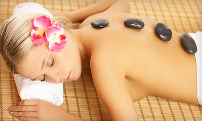 The Zone Spa  - Encino: $65 for a Hot-Stone or Deep-Tissue Massage with Aromatherapy at The Zone Spa in Encino ($140 Value)