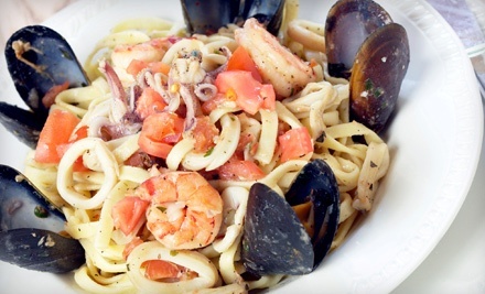 Meal for 2 on Tues.Fri. (up to a $75 value) - La Riviera Trattoria in Clifton