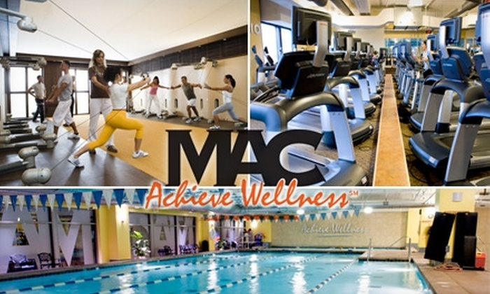 MAC Wellness - Multiple Locations: $29 for 29 Days of Unlimited Access to Maryland Athletic Club ($140 Value)