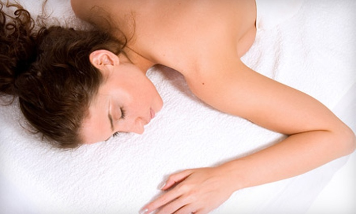 Contour Massage - Clifton Park: One-Hour Swedish or Warm-Bamboo Massage at Contour Massage in Clifton Park