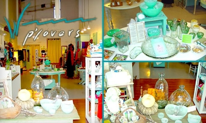P'lovers - Uptown Broadway: $20 for $50 Worth of Eco-Friendly Apparel, Bedding, Home Goods, and More at P'lovers