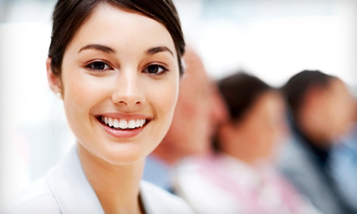 Jersey Smiles - Multiple Locations: $149 for an In-Office Zoom! Teeth-Whitening Treatment at Jersey Smiles ($450 Value)