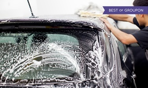 Gentle Touch Car Wash: Three Golden Touch or Bronze Touch Full-Service Car Washes at Gentle Touch Car Wash (Up to 51% Off)