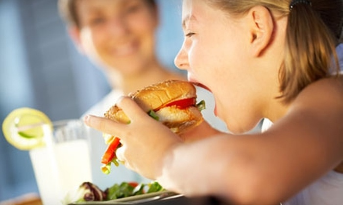 Burger Zone - Upper East Side: $7 for $14 Worth of Gourmet Burgers and Sandwiches at Burger Zone