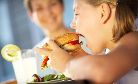 $14 Groupon to Burger Zone - Burger Zone in New York