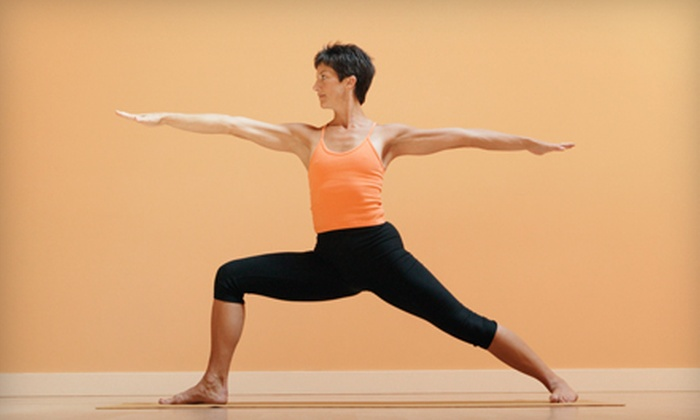 Chrysalis Yoga - Burlington: $25 for One Month of Unlimited Classes at Chrysalis Yoga in Burlington ($150 Value)