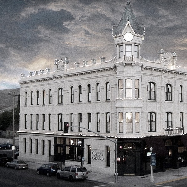 Geiser Grand Hotel In Baker City Oregon Groupon