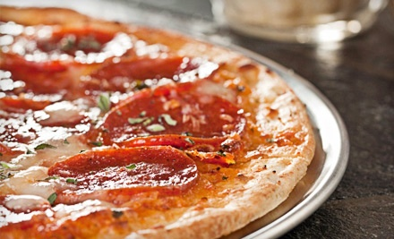 $20 Groupon to Bud & Alley's Pizza Bar - Bud & Alley's Pizza Bar in Seaside