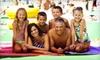 Seven Peaks Water Park - Multiple Locations: $39 for Admission Passes to Seven Peaks, Trafalga Fun Center, and Orem Owlz and Utah Flash Games (Up to $109.95 Value)