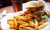 Brackins Blues Club - Maryville: Pub Fare Dinner for Two or Four at Brackins Blues Club in Maryville