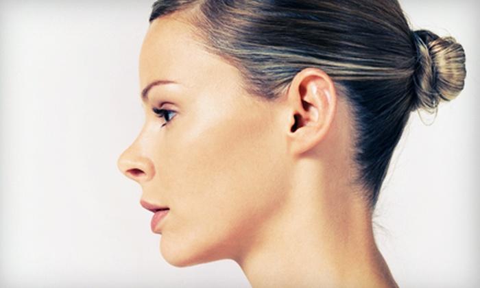 Heather Gordon Skin Care & Waxing - Heather Gordon Spa & Wellness: 60-Minute Custom Facial, or Choice of Peel or Advanced Facial Treatment at Heather Gordon Skin Care & Waxing (53% Off)