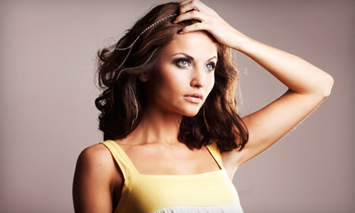 Hair Feather Factory - Inez: $15 for Three Feather Extensions at Hair Feather Factory ($30 Value)